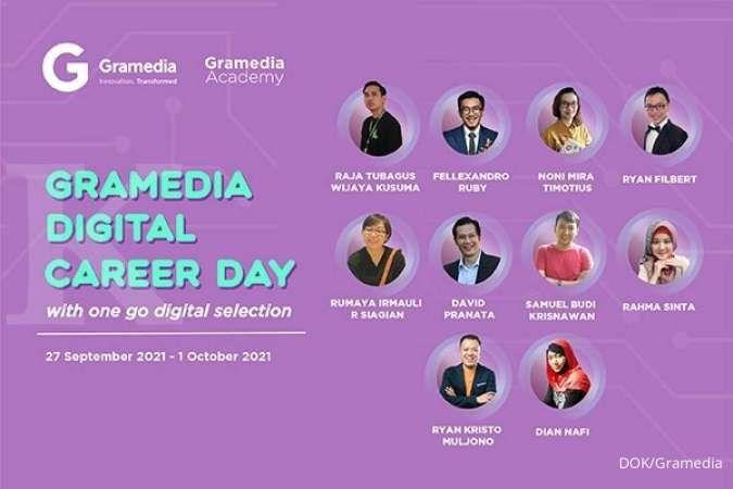 Jangan lewatkan, Gramedia membuka banyak lowongan pekerjaan hingga Oktober