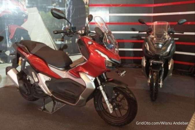Honda ADV 150 banyak peminat, simak daftar harganya