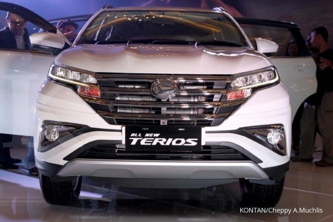 Lelang mobil sitaan pajak Terios dan Mercedes Benz, harga Rp 100-an juta