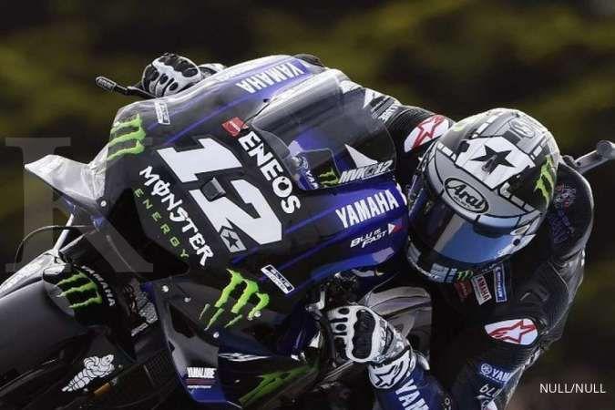 Link live streaming MotoGP Ceko 2020 nanti malam, Minggu (9/8)