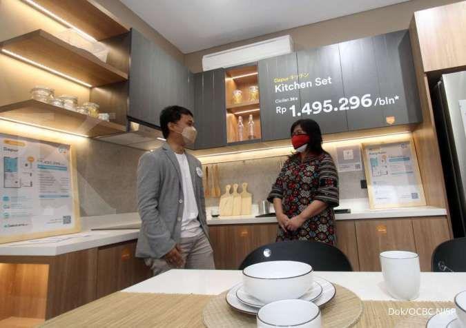 Gandeng Dekoruma, OCBC NISP rilis KTA digital untuk jasa desain interior rumah