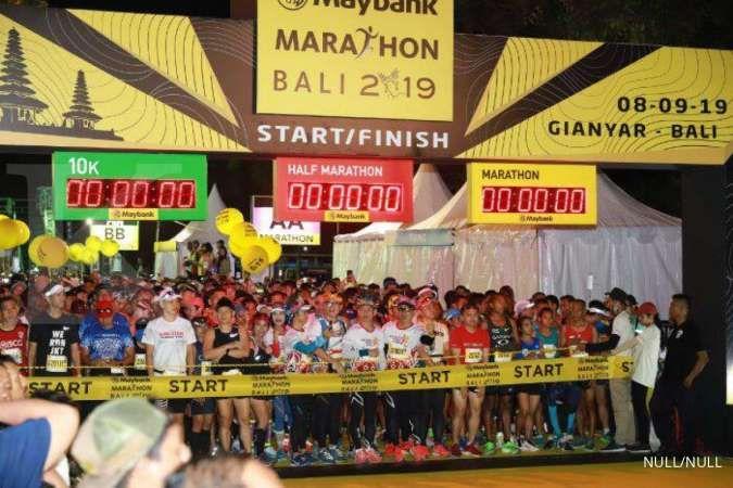 Ini daftar lengkap pemenang Maybank Marathon Bali 2019