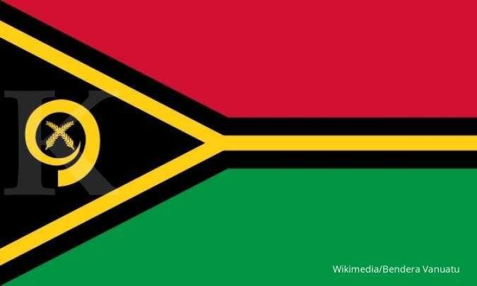 Bendera Vanuatu