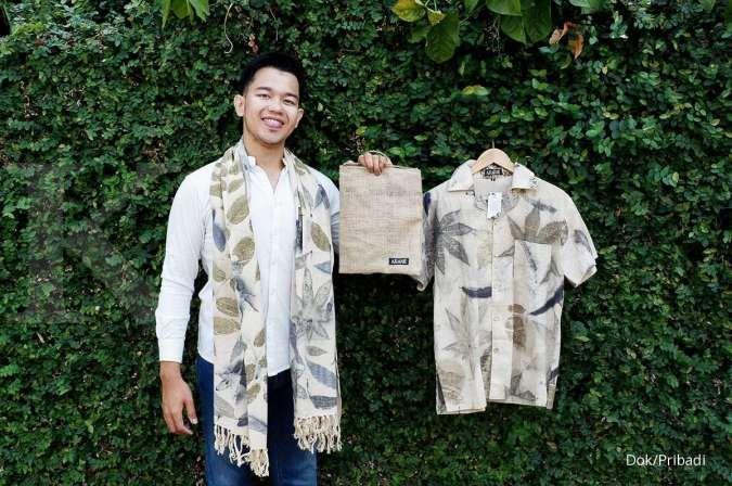 Bangga Buatan Indonesia: Elsana Bekti Nugroho merancang fesyen cetakan alami