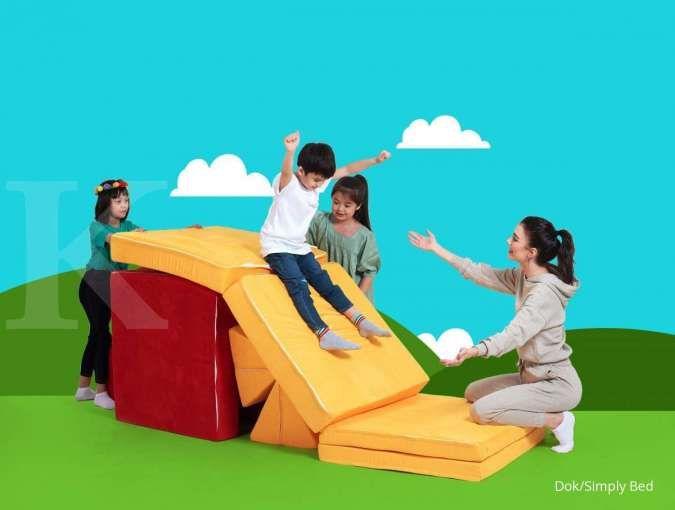 Aktivitas fisik membantu meningkatkan kecerdasan anak-anak