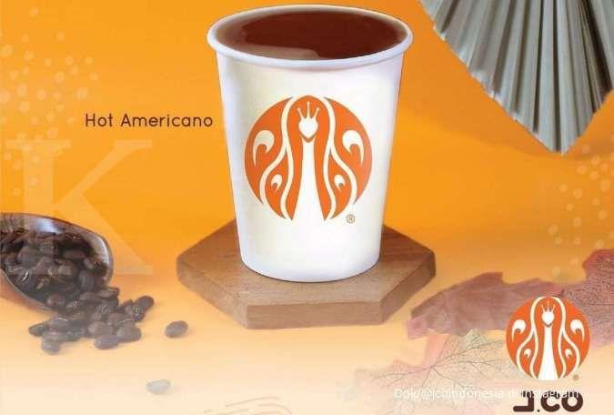 Beli 1 dapat 1 hot Americano harga spesial, cek Promo J.CO hingga 26 September