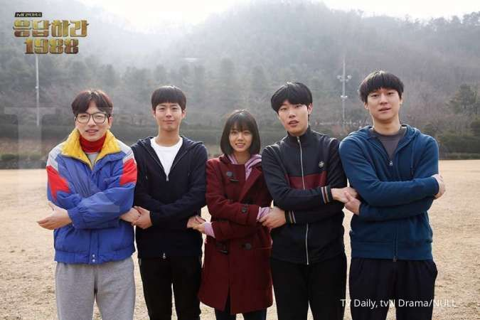 Drakor (drama Korea) terbaik sepanjang masa, Reply 1988 hingga It's Okay That's Love