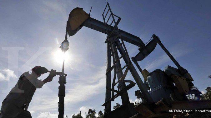 Harga minyak acuan terus memanas, sepekan naik lebih dari 1%