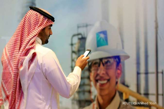 Laris manis, jumlah penawaran sukuk dolar AS Saudi Aramco tembus US$ 60 miliar