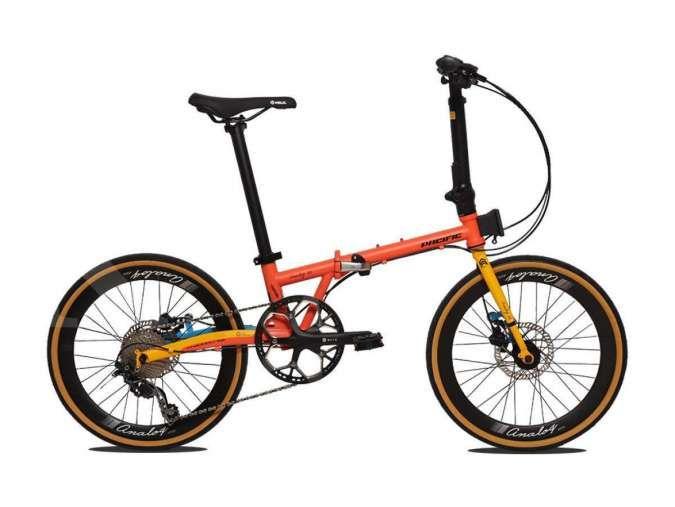 Kuat ditanjakan, harga sepeda lipat Pacific Analog 3.0 dibanderol terjangkau