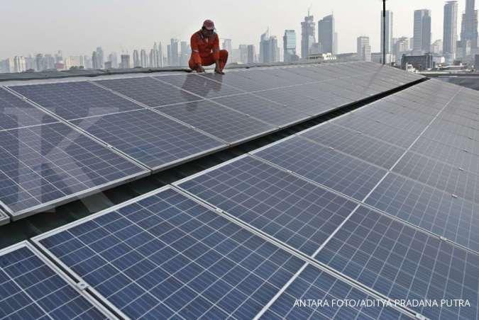 PLTS atap akan jadi ujung tombak pengembangan EBT di Indonesia