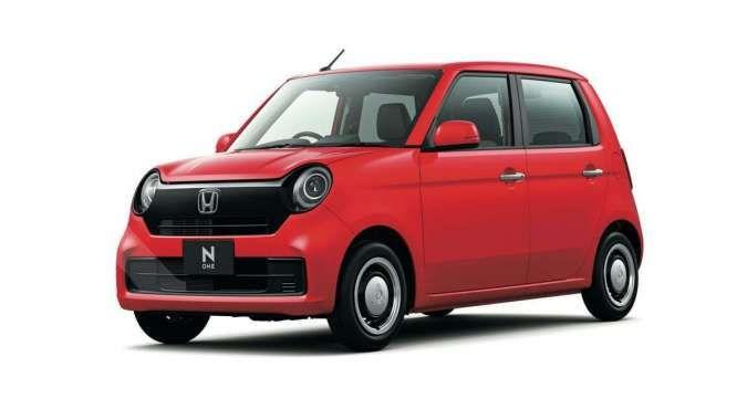 Honda segera rilis mobil mungil terbarunya. Kei-Car Honda N-One 2021