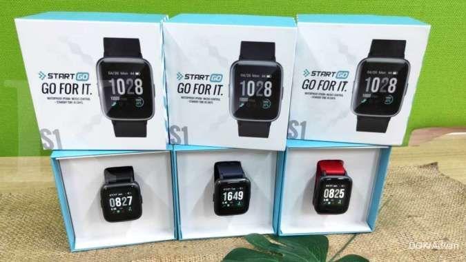 Advan rilis StarGo S1, smartwacth canggih dibanderol Rp 699.000