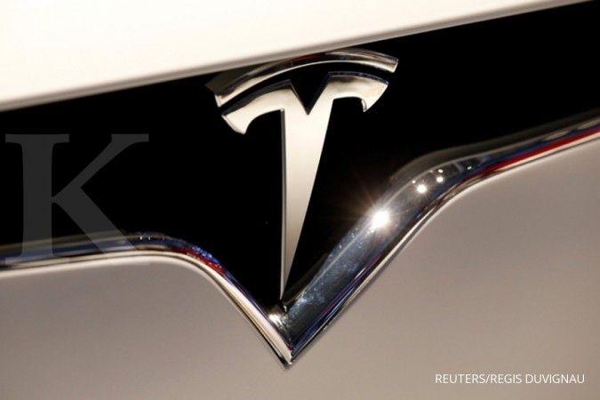 Tesla bersiap bangun pabrik mobil listrik di India