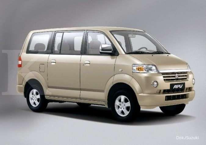 Cek harga mobil bekas Suzuki APV tahun lawas yang sekarang kian murah