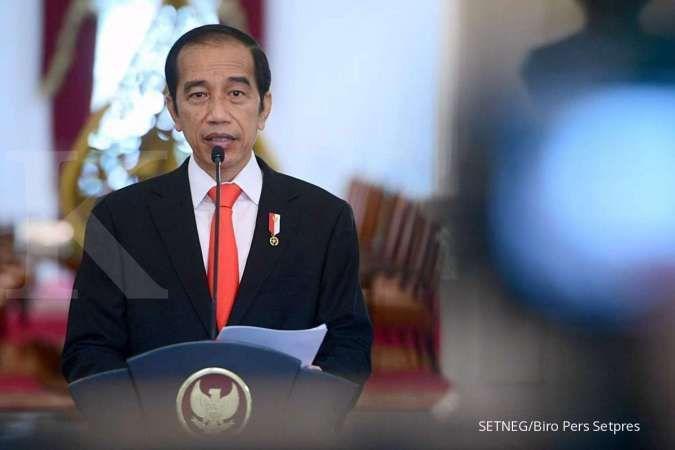 Ucapkan selamat kepada Joe Biden, Presiden Jokowi berharap kerjasama yang lebih erat
