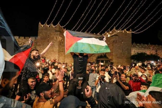 Israel makin intensif gempur Jalur Gaza, sudah 67 orang tewas termasuk komandan Hamas