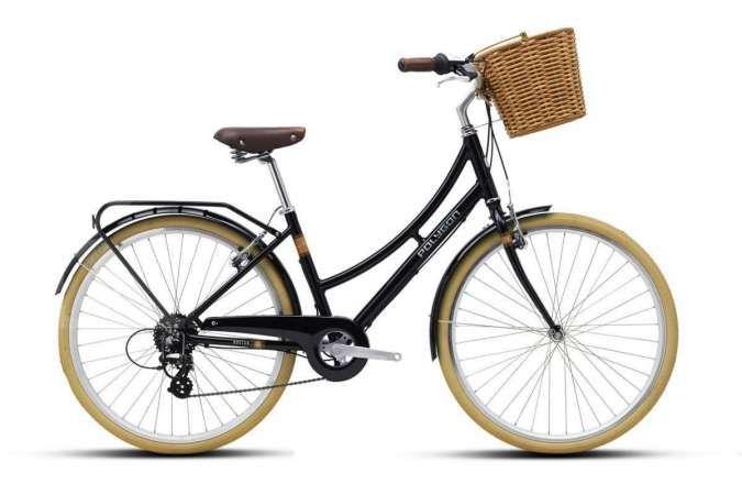 Penampilannya klasik dan cantik, harga sepeda Polygon Oosten 26 cukup terjangkau