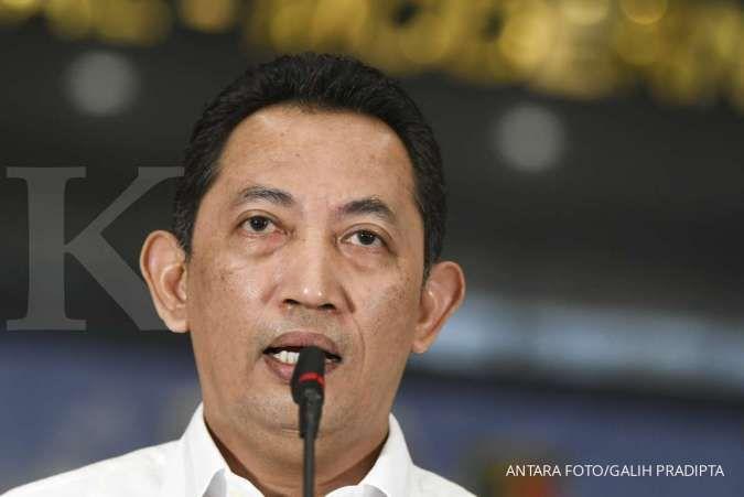 BREAKING NEWS: Komjen Listyo Sigit Prabowo jadi calon tunggal Kapolri