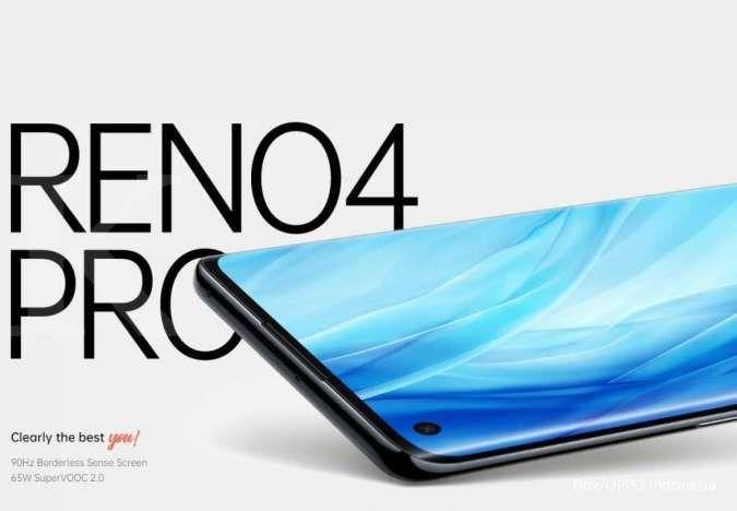 Ada diskon besar, harga HP OPPO Reno4 Pro terbaru semakin murah