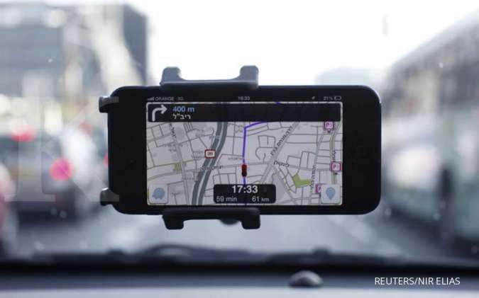 Waze mencatat peningkatan lalu lintas selama PSBB transisi mencapai 24,3%