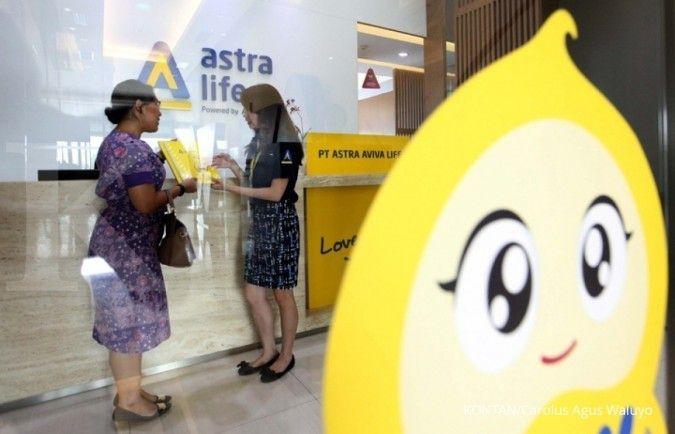 Aviva hengkang, bisnis Astra Life tetap berjalan seperti biasa