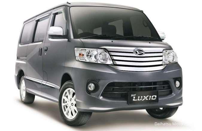 Intip harga mobil bekas Daihatsu Luxio varian lawas termurah Rp 60 jutaan