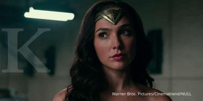 Wonder Woman misterius di foto baru Justice League Snyder Cut, ini trailer DC FanDome