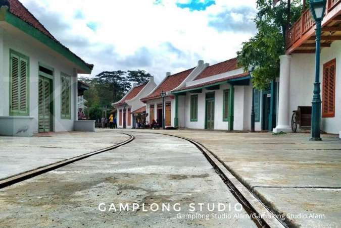Gamplong Studio Alam, studio syuting Hanung Bramantyo yang Instagramable