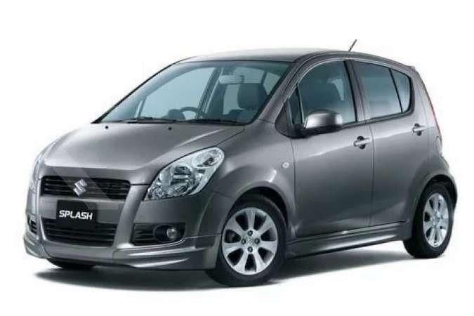 Harga mobil bekas Suzuki Splash keluaran pertama murah banget per April 2021