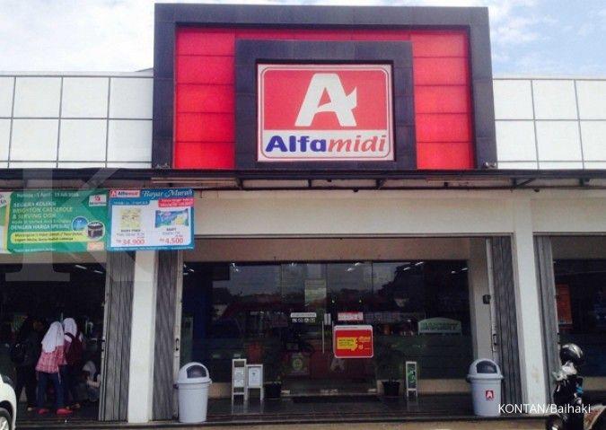 Midi Utama Indonesia (MIDI) tambah 200 gerai tahun ini