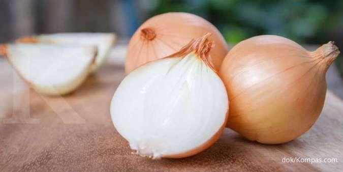 Manfaat bawang bombai sebagai obat herbal untuk flu sampai mencegah kanker