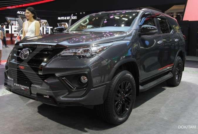Penjualan Toyota Astra Motor bulan September turun 5,6%