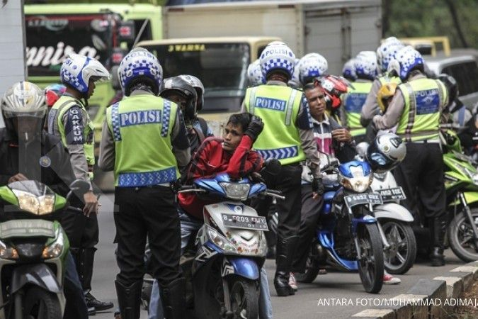 Operasi Patuh Jaya di Tangsel, polisi kerahkan 150 personel