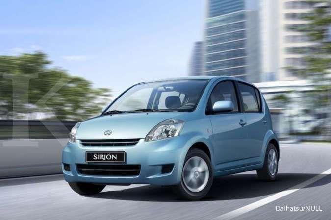 Turun harga, harga mobil bekas Daihatsu Sirion kini hanya Rp 70 juta per April 2021