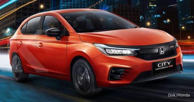 Harga mobil Honda City Hatchback 2021
