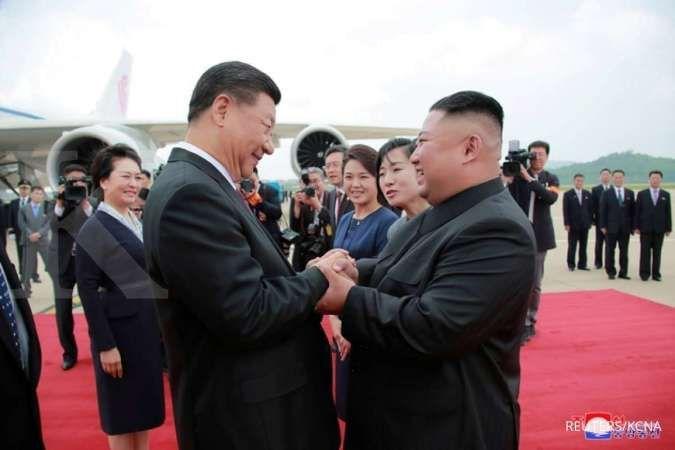 Xi Jinping: China siap kerjasama dengan Korea Utara pelihara perdamaian Semenanjung