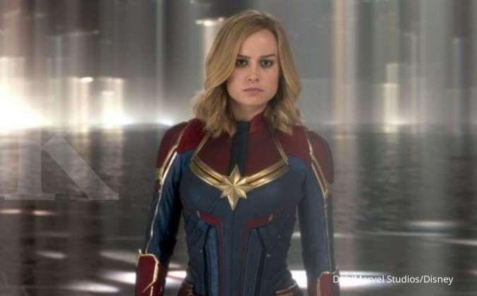 Perankan Captain Marvel, Brie Larson ungkap alasan menerima peran superhero ini
