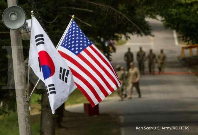 Lewat ini, AS, Jepang, dan Korea Selatan kirim pesan ke Korea Utara