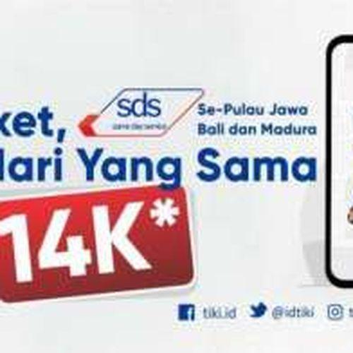 Dengan TIKI, Kirim Paket Tiba di Hari yang Sama ke Jawa, Bali dan Madura Cukup Bayar Rp 14 ribu/kg