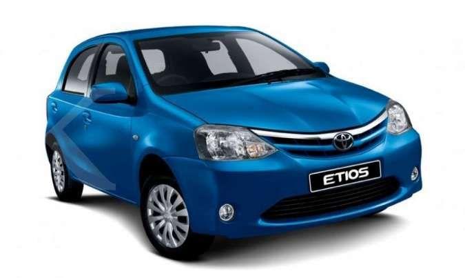 Makin murah, harga mobil bekas Toyota Etios Valco sentuh Rp 60 jutaan per Juli 2021