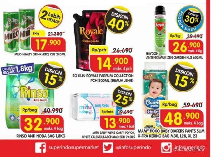 Promo Superindo weekday 30 November-3 Desember 2020