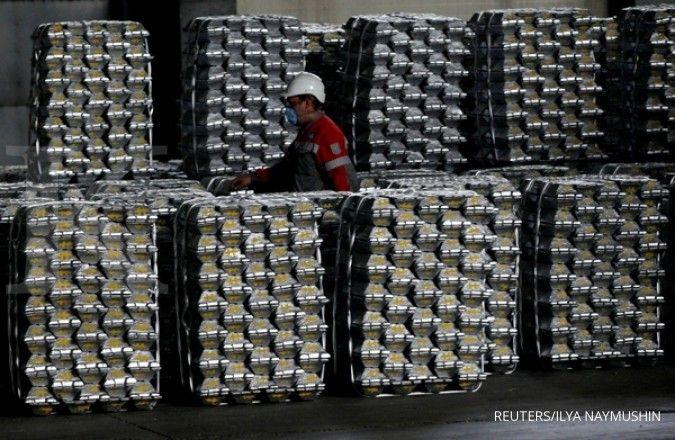 Aluminium tertekan sentimen The Fed