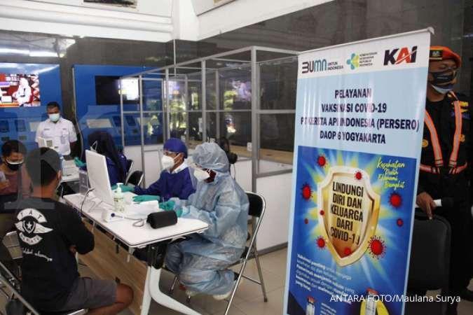 83 Stasiun KA buka layanan rapid tes antigen, ini syarat dan tarifnya