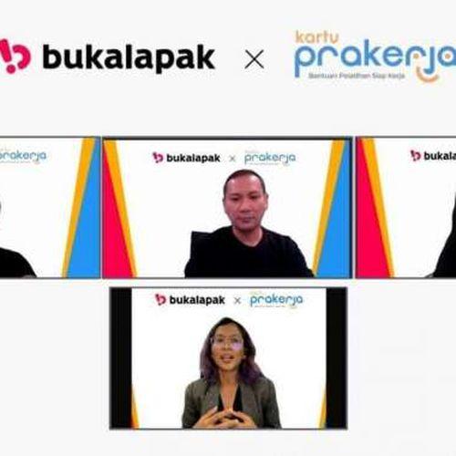 Bukalapak Luncurkan Kartu Prakerja Business Hub untuk Dorong Alumni Kartu Prakerja Jadi Wirausaha Digital