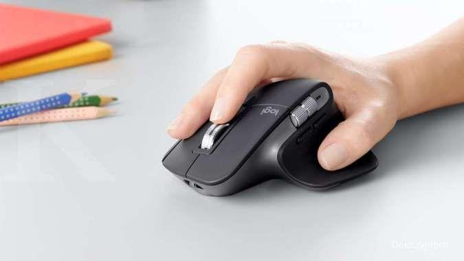 Kerja bakal lebih produktif dengan mouse dan keyboard premium