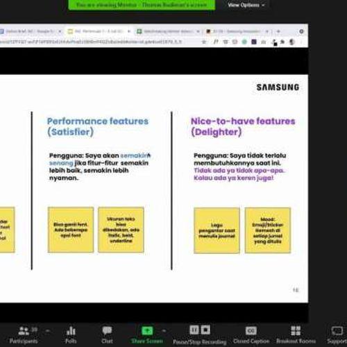 Pelatihan Coding Samsung Innovation Campus Cetak Generasi Inovatif