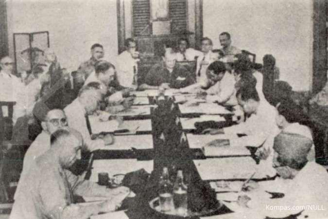 5 Perundingan untuk mempertahankan kedaulatan Indonesia setelah Proklamasi