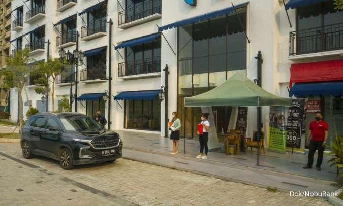 Meikarta gandeng Bank Nobu sediakan akad kredit drive thru
