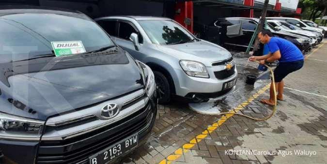 Mobi bekas jenis hatchback makin terjangkau, mulai Rp 50 jutaan